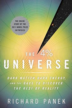 The 4 Percent Universe book cover