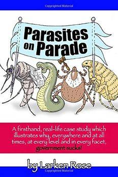 Parasites on Parade book cover