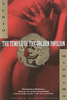 The Temple of the Golden Pavilion book cover