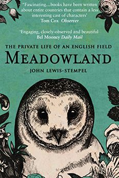 Meadowland book cover