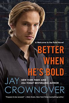 Better when He's Bold book cover