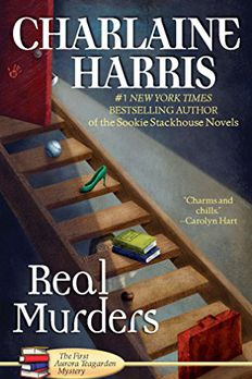Real Murders book cover