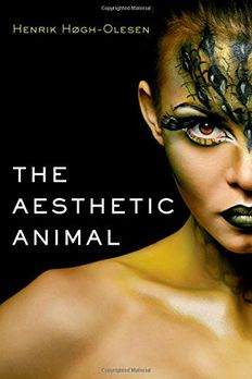 The Aesthetic Animal book cover