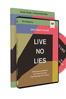 Live No Lies Study Guide with DVD book cover