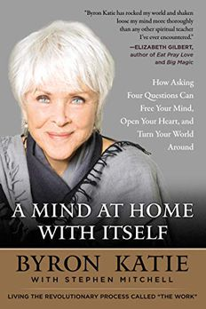 A Mind at Home with Itself book cover