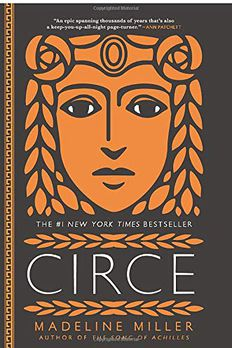 Circe book cover