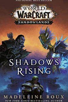 Shadows Rising book cover