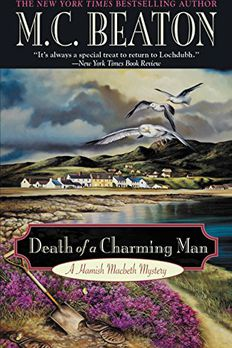 Death of a Charming Man book cover