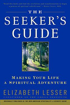 The Seeker's Guide book cover