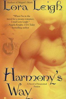 Harmony's Way book cover