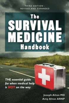 The Survival Medicine Handbook book cover