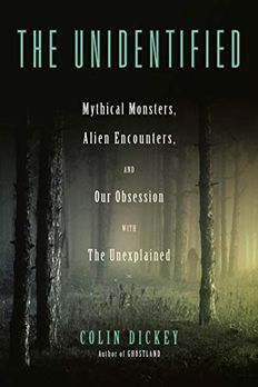 The Unidentified book cover