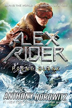 Point Blank book cover