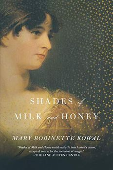 Shades of Milk and Honey book cover