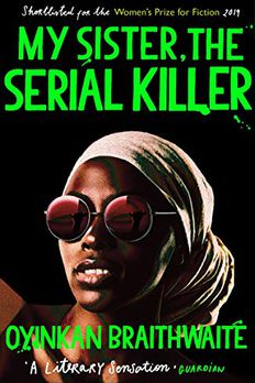 My Sister, the Serial Killer book cover