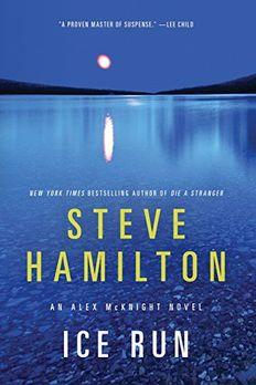 Ice Run book cover