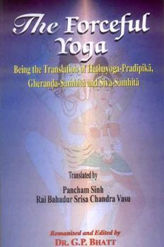 The Forceful Yoga book cover
