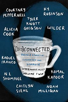 [Dis]Connected book cover