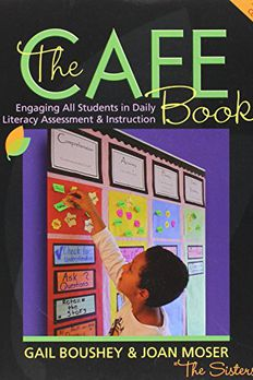 The CAFE Book book cover