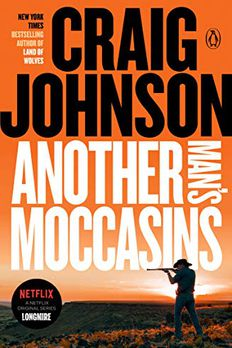 Another Man's Moccasins book cover