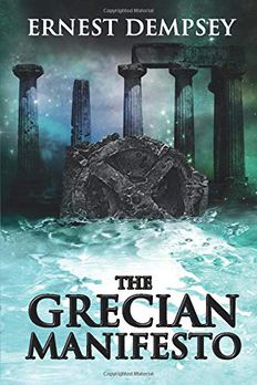 The Grecian Manifesto book cover