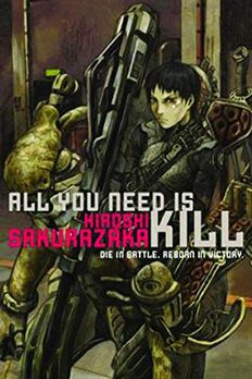 All You Need Is Kill book cover