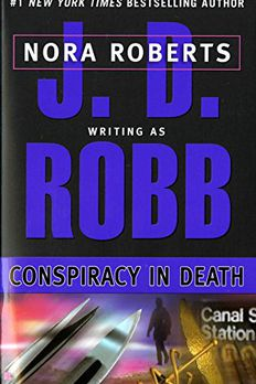 Conspiracy in Death book cover