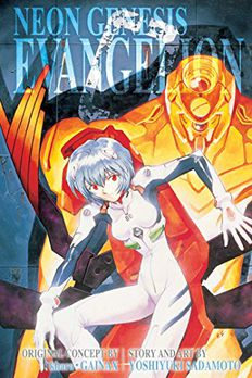 Neon Genesis Evangelion book cover