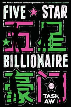 Five Star Billionaire book cover