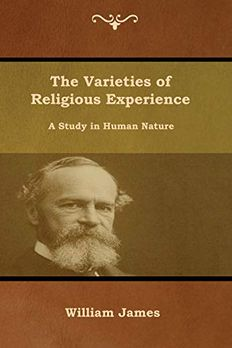 The Varieties of Religious Experience book cover