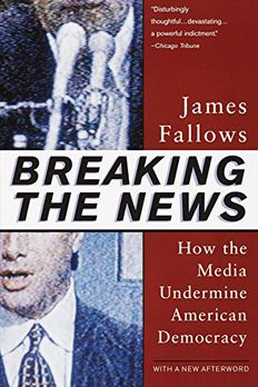 Breaking The News book cover