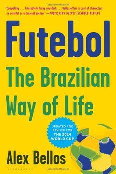 Futebol book cover