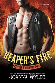 Reaper's Fire book cover