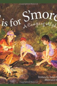 S Is for S'mores book cover