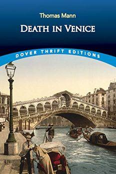 Death in Venice book cover