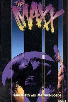 The Maxx, Vol. 3 book cover