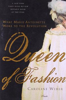 Queen of Fashion book cover