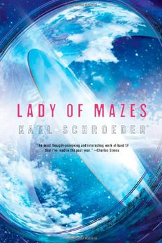 Lady of Mazes book cover