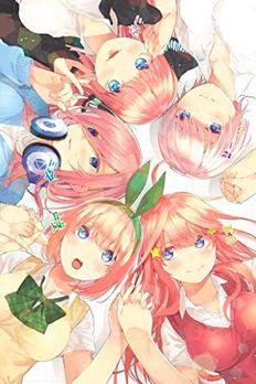 The Quintessential Quintuplets Season 1 Manga Box Set (The Quintessential Quintuplets Manga Box Set) book cover