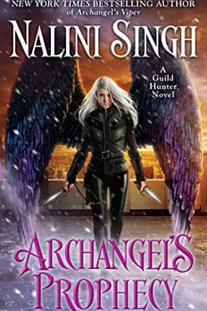 Archangel's Prophecy book cover
