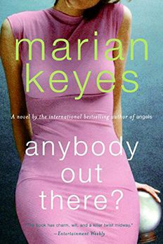 Anybody Out There? book cover