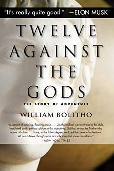 Twelve Against the Gods book cover