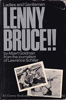 Ladies and gentlemen - Lenny Bruce!! book cover