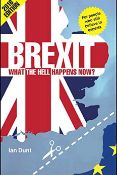 Brexit book cover