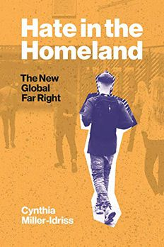 Hate in the Homeland book cover
