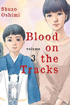 Blood on the Tracks, Vol. 3 book cover