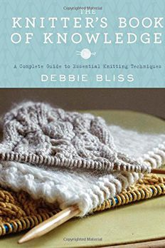 The Knitter's Book of Knowledge book cover