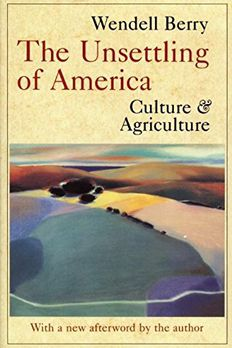 The Unsettling of America book cover