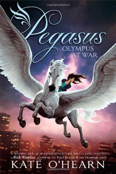 Pegasus and the Fight for Olympus book cover