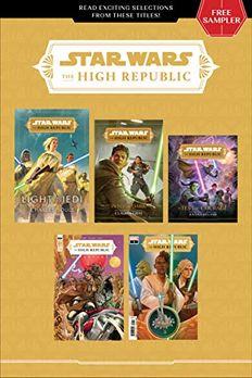 The High Republic Free Digital Sampler book cover